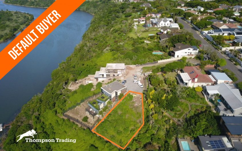 NAHOON RIVER    DEFAULT PURCHASER, Vacant Land on Auction    17 July 12pm ON SITE