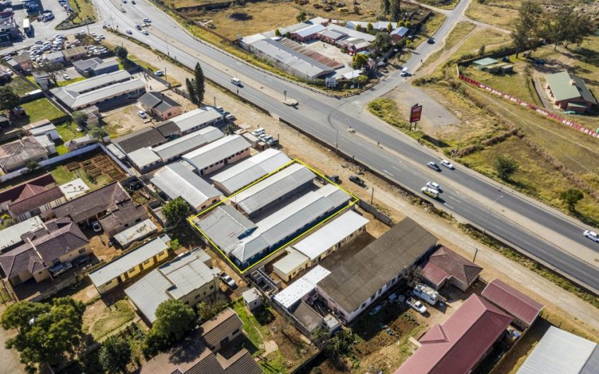 Erf 1518: 87 First Ave, Norwood, Mthatha