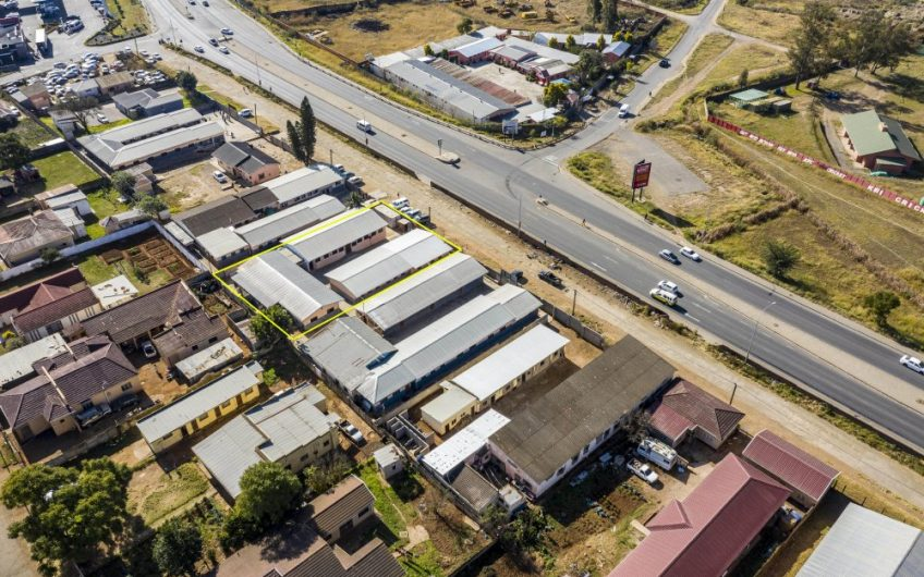 ERF 1521, COMMERCIAL BUILDING || 1st AVENUE NO.89 NORWOOD, MTHATHA