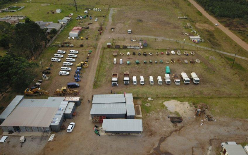 FARM ON AUCTION    PLOT 51, SEAVIEW ROAD, GREENBUSHES, PORT ELIZABETH